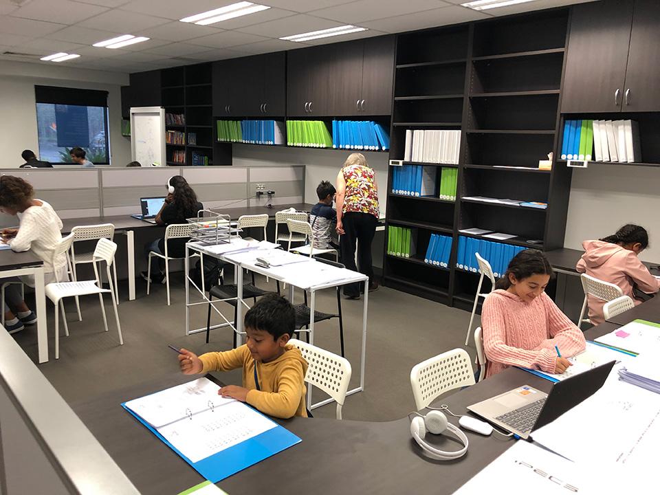 dr progress classroom 2