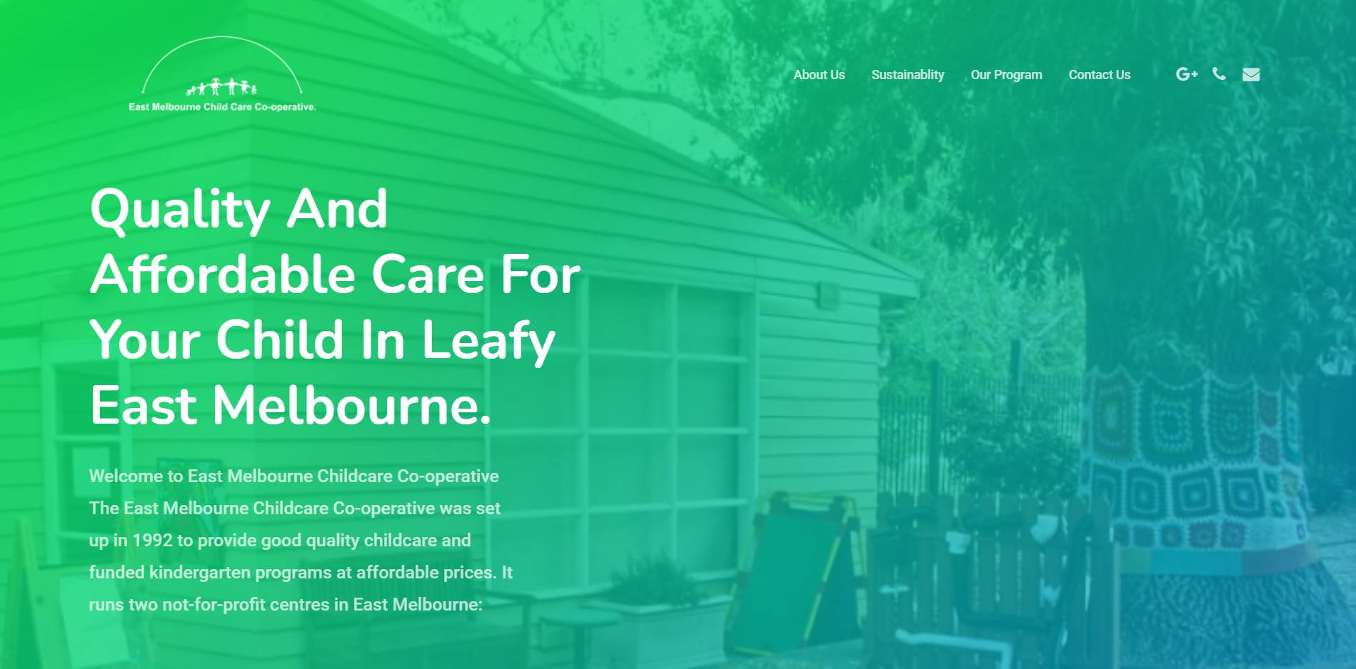 east melbourne childcare co op