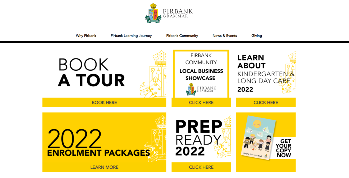 firbank grammar early learning centre melbourne