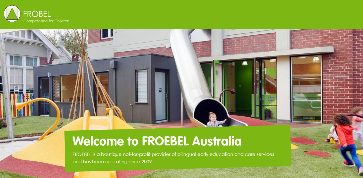 froebel australia early learning centre melbourne