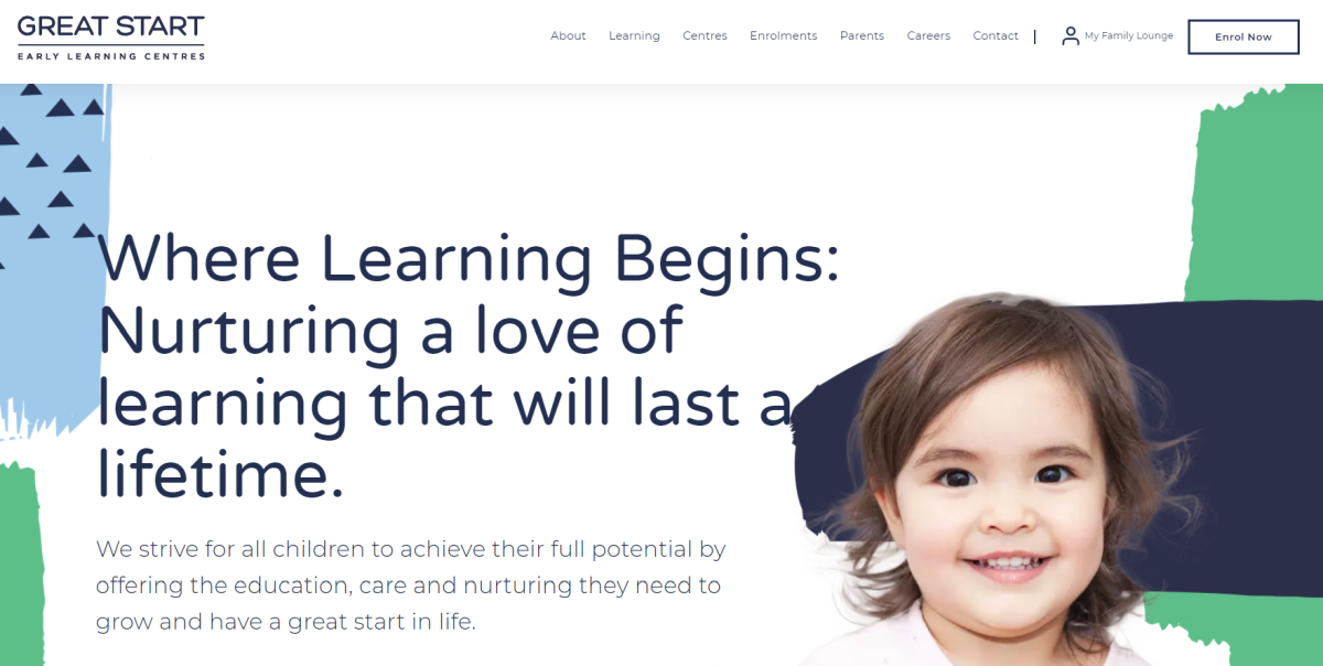 great start early learning centre victoria