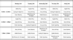 holiday program schedule wc jan 11th v2