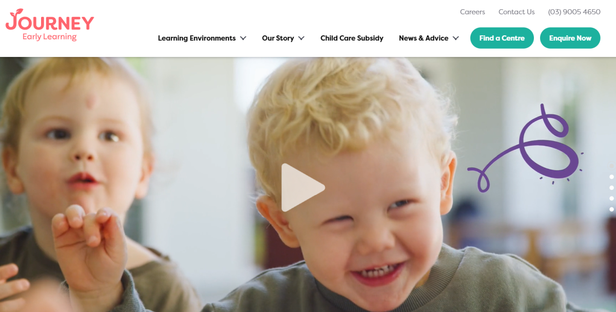 journey early learning centre victoria